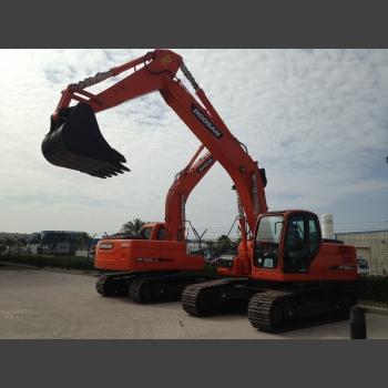Daewoo Doosan Excavator_2
