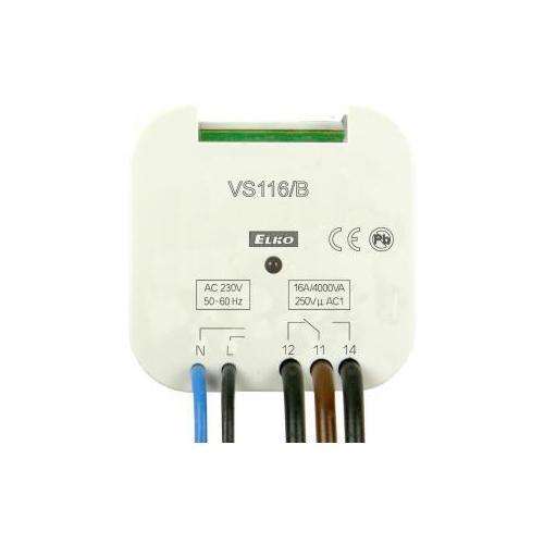 VS116B / 230V - Power relay_2