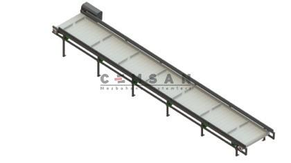 Skin Transferring Conveyor - Skin Chute_2