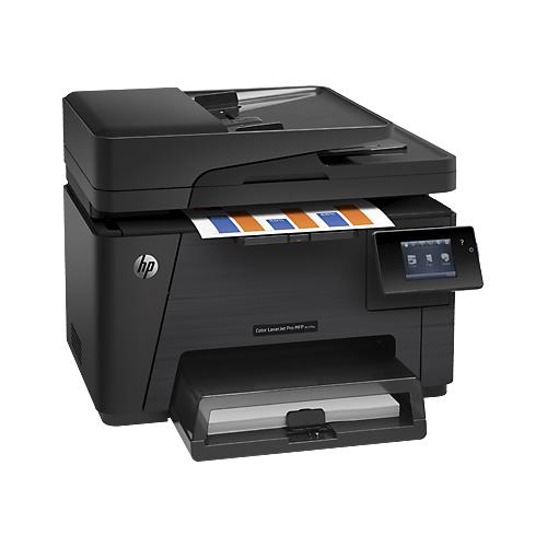 HP Color LaserJet Pro MFP M177fw(CZ165A)_3
