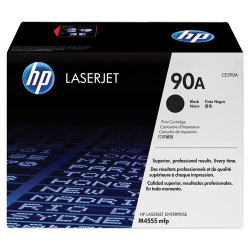 HP CE390A BLACK (M4555F/600SERIES) 90A_2