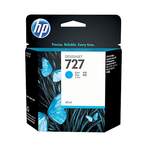 HP B3P13A CY #727_2