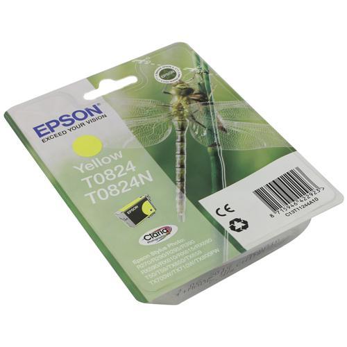 EPSON T0824 Y - R270/390/RX590_2