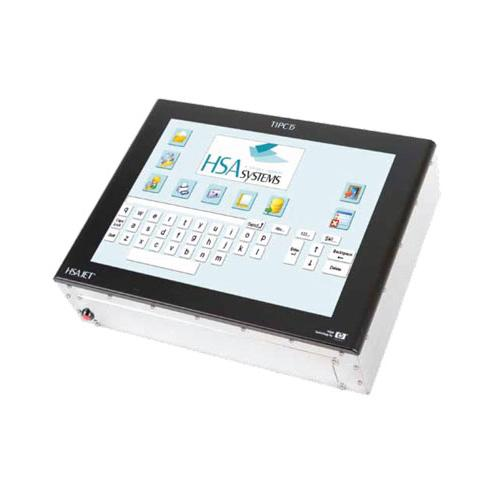 Marking & Batch Coding and Variable Data Printing - HSAJET Touch Industrial Printer Controller (TIPC15)_2