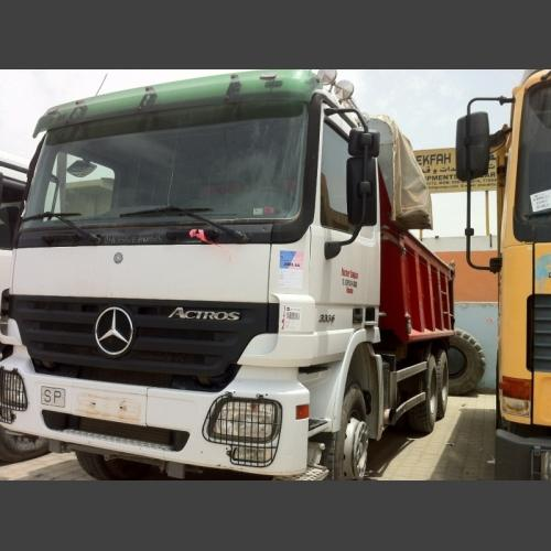 Mercedes Actros Tipper 3336 - EPS_2