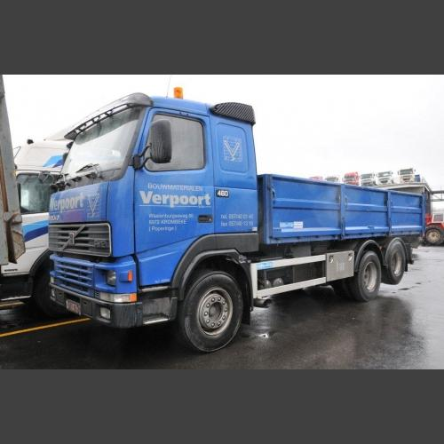 Volvo FH12/ CHASSIS TRUCK 420 / ressorts_2