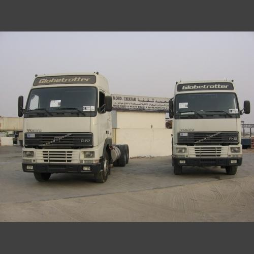 VOLVO FH 12 - 460 - 6X2 -Chassis cab - LIFT AXLE_2