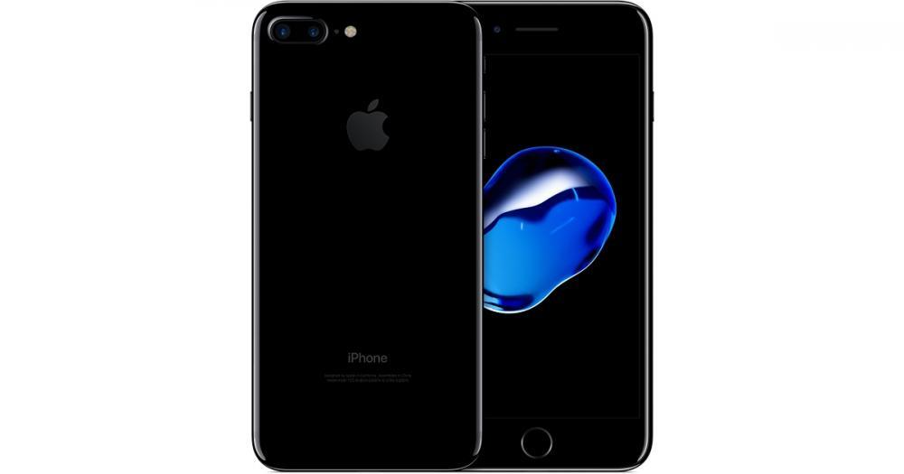 IPHONE 7PLUS 128GB  (JET BLACK)_3