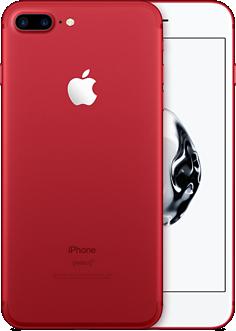 IPHONE 7PLUS 128GB  (RED)_3