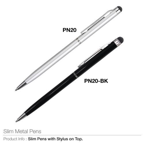 Slim Metal Pens (PN-20)_2