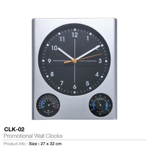 Promotional Wall Clocks  (CLK-02)_2
