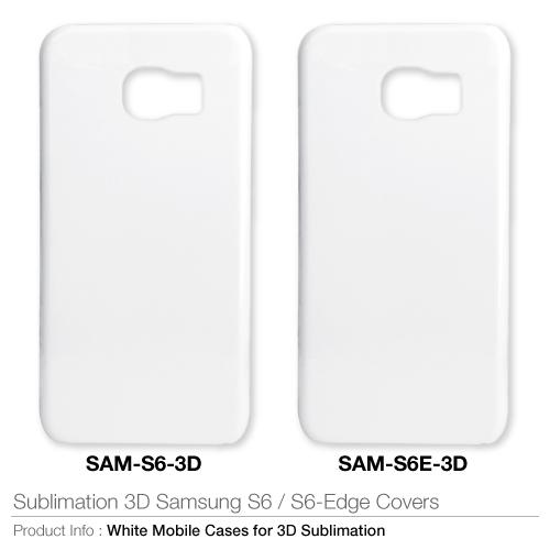 Sublimation 3D Samsung S6/S6 Edge Covers_2