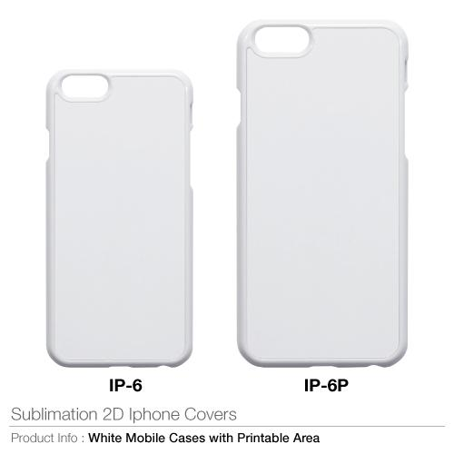 Sublimation 2D iPhone Covers (IP-6/IP-6P)_2