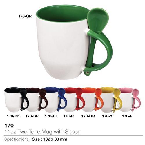 11oz Two Tone Mug with Spoon (170)_2