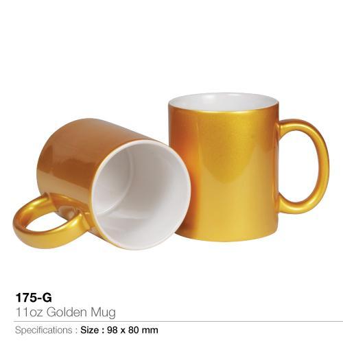 11oz Golden Mug (175-G)_2