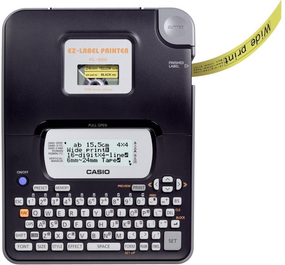 Casio Label Printer KL-820_2