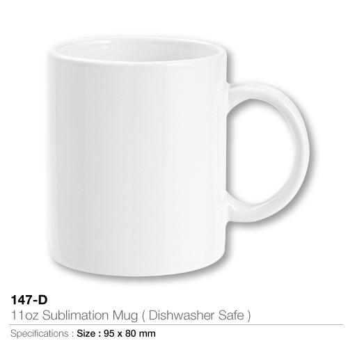 11oz Sublimation Mugs- Dishwasher Safe- 147-D_2