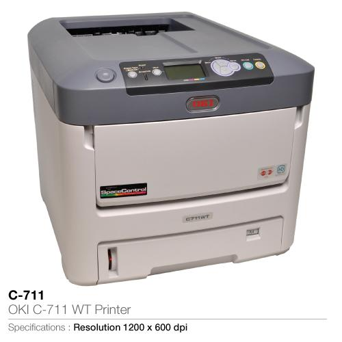 OKI C-711 WT Printer_2