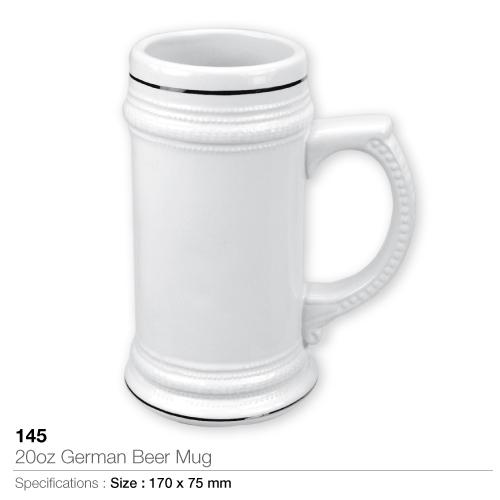20oz German Beer Mug- 145_2