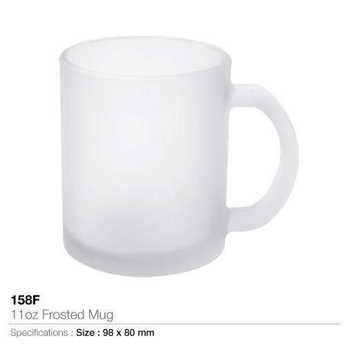 110z Frosted Mug- 158F_2