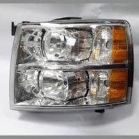 headlight GMc sierra 2009