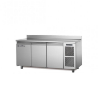Refr. counter bakeries 3 doors mid tp03mid 2090x800x1200