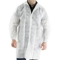 Disposable Visitor Coat