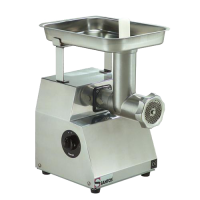 NAHAS MEAT MINCER 12