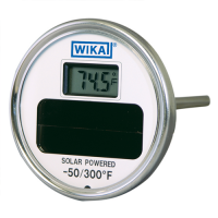 Solar Digital Thermometers