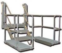 Bulk Folding Stairways - E0264