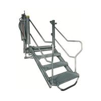 Standard folding stairway - e0264
