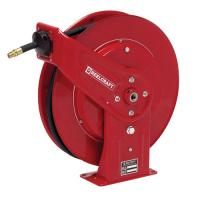 "Spring Retractable Pressure Wash Hose Reels (Series PW) Spring Driven Series PW - 1/4"", 3/8"", 1/2"" I.D."