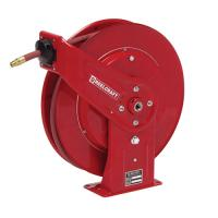 """Heavy Duty Spring Retractable Hose Reels (Series 7000)  Series 7000 - 1/4"""", 3/8"""", 1/2"""", 3/4"""" I.D Spring Driven Air / Water / Oil / Grease"""
