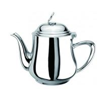 Oval goose - neck tea pot em-tp-60