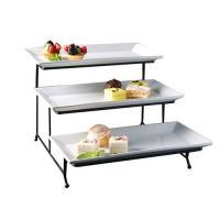 Two Layers Buffet Stand+ZBF-120-1