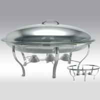 C 0733 G / OVAL CHAFING DISH