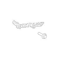 SIDE BRACKET (86614-A7000)