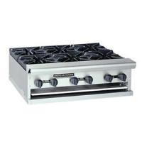 TABLE TOP 6 RANGE GAS COOKER