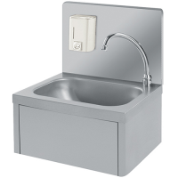 HANDWASH SINK WALL MOUNTED