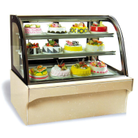 CAKE DISPLAY GOLDEN 120