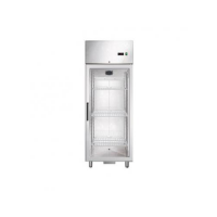 Single upright chiller one glass door  gn600tng