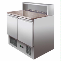 PIZZA PREPARATION TOP CHILLER