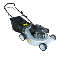 Rhino power cj22a hand push lawn mower