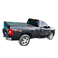 LONG STRAIGHT BED HARD FOLDING TONNEAU COVER 	26102