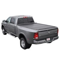 SHORT BED W/O RAM BOX HARD FOLDING TONNEAU COVER 	26207