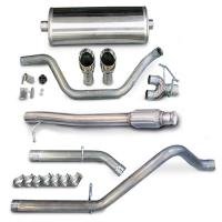 Corsa touring cat-back exhaust 14923