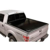 RAPTOR SHORT BED FANCY TULIP DESIGN FIBERGLASS TONNEAU COVER  FCF155107