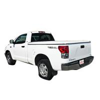 FORD F150 STD BED (FLARE SIDE) FANCY TULIP DESIGN FIBERGLASS TONNEAU COVER  FCF165047BS