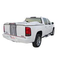 TUNDRA STD BED FANCY FIBERGLASS TONNEAU COVER FCTYT65073