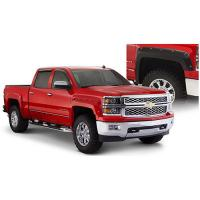 3500HD DUALLY LB FANCY STRAIGHT DESIGN TONNEAU COVER FCSI358071FS